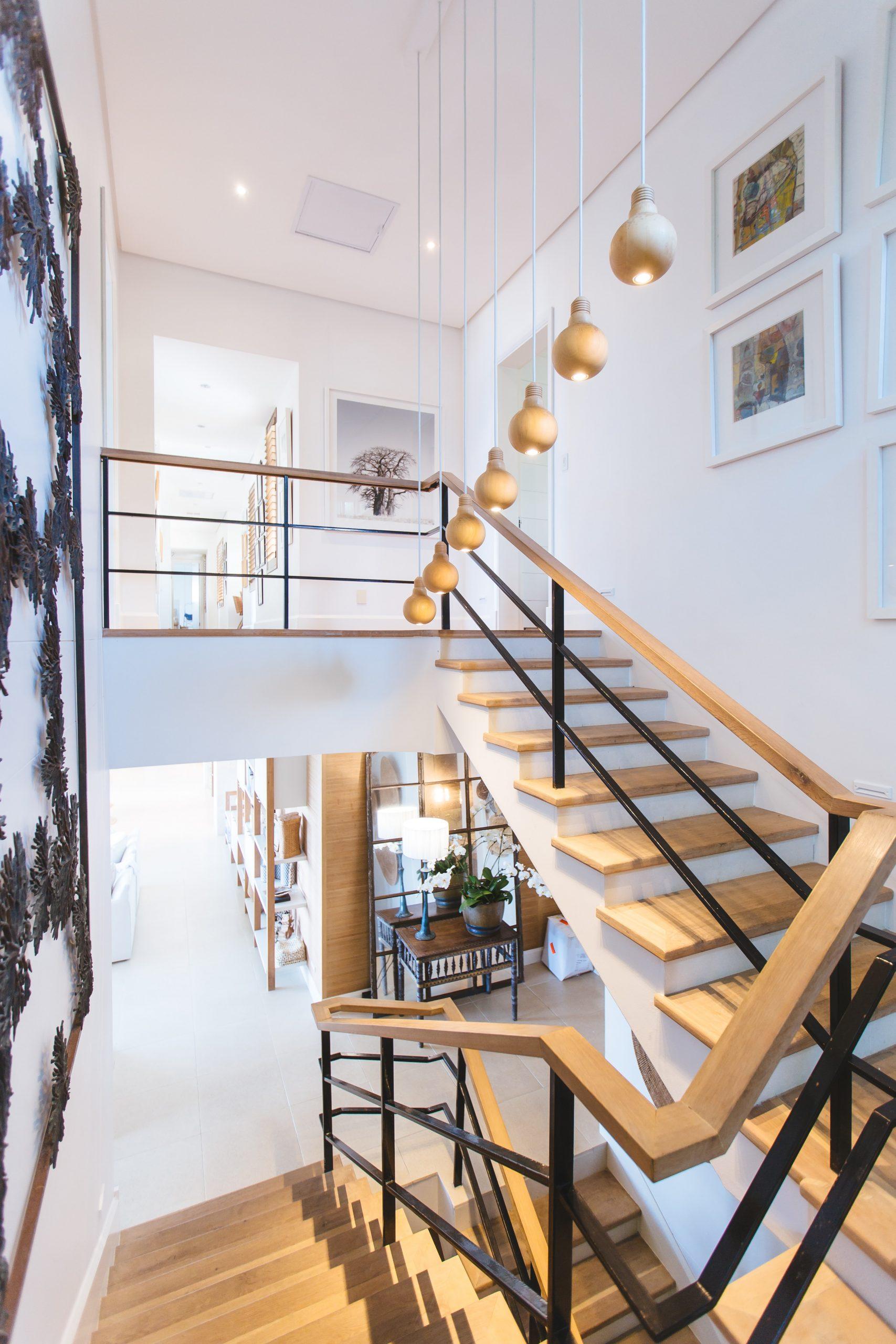Proyecto decoración escalera Ad Hoc