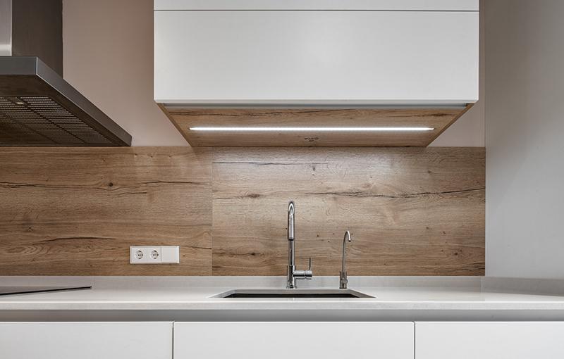 cocina proyecto arquitectura